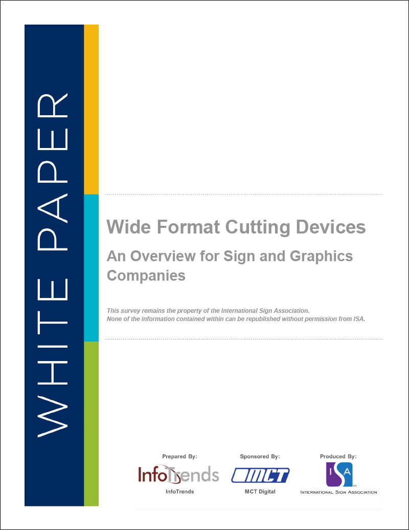 Wide Format Cutting Overview
