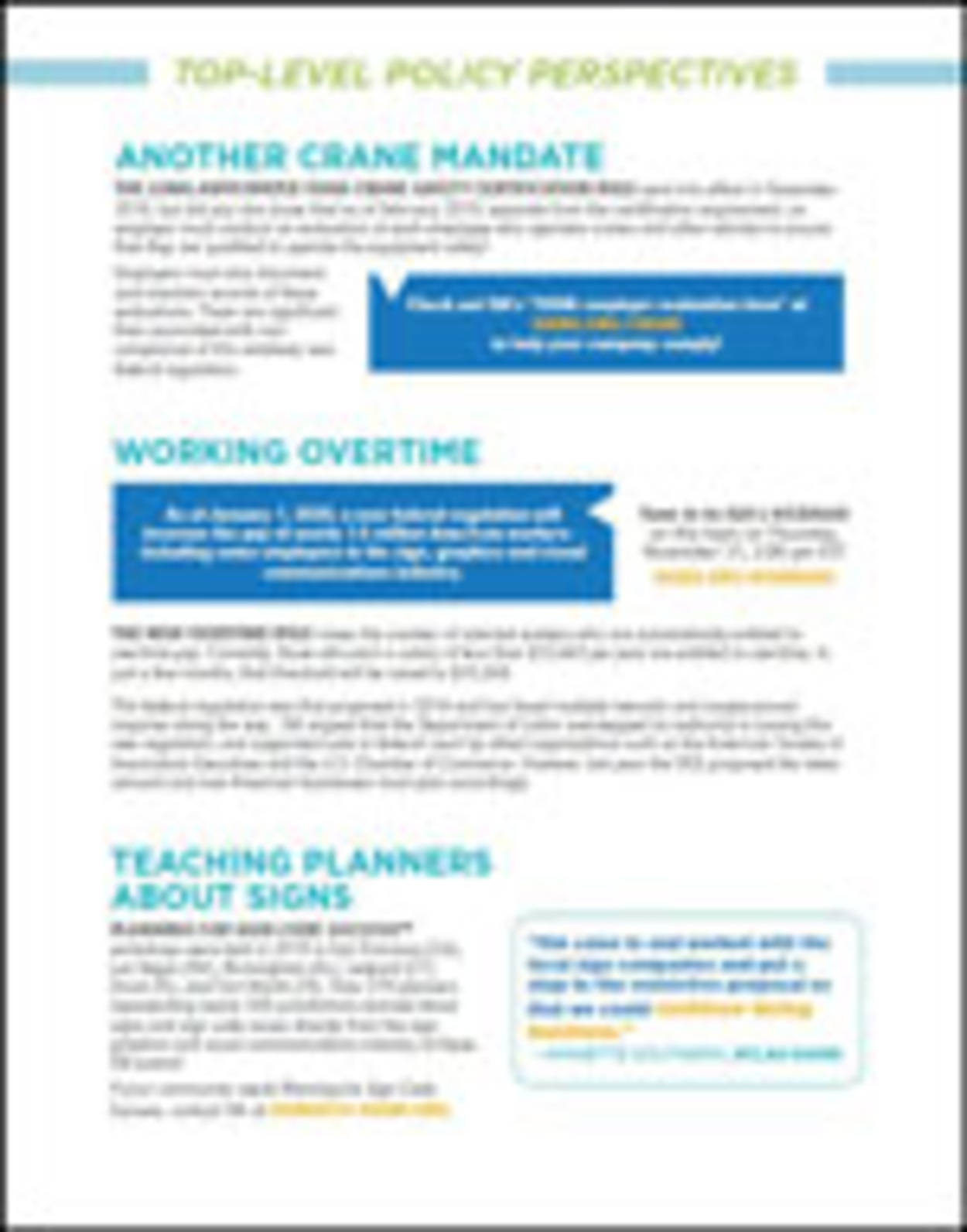 Nassd Advocacy Update Page 2