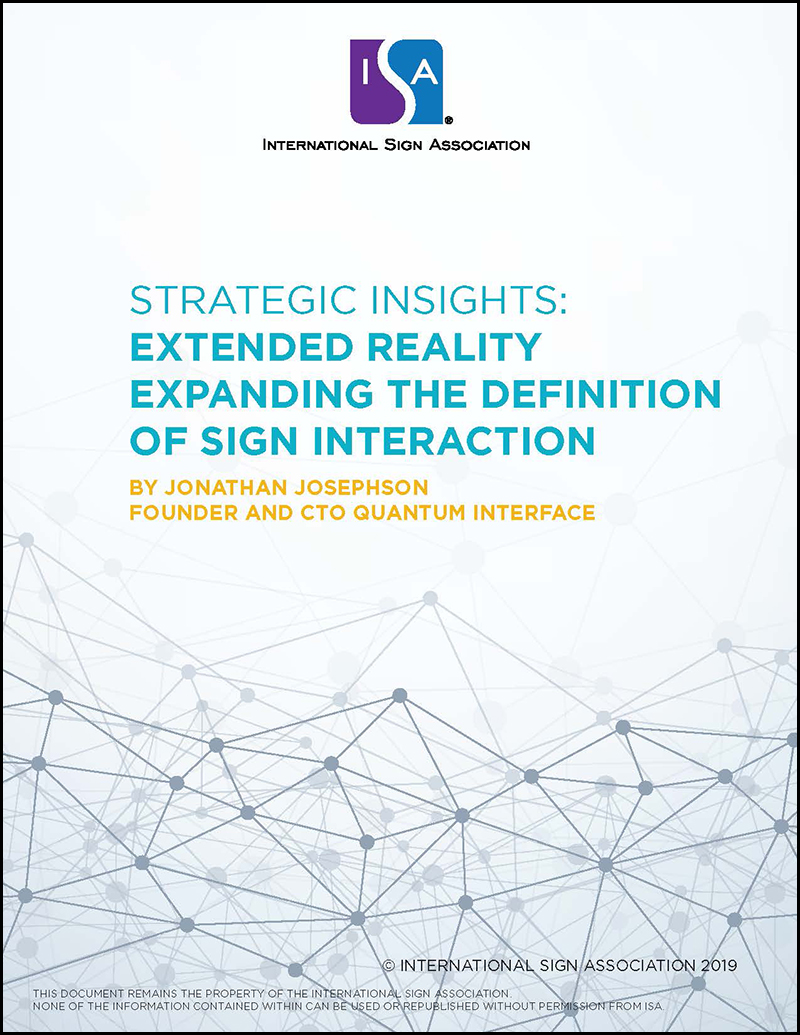 ISA Strategic Insights: Extended Reality