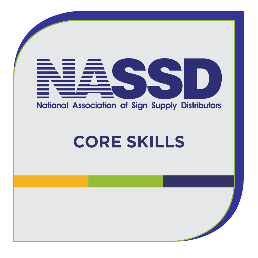 Nassd Core Skills Badge