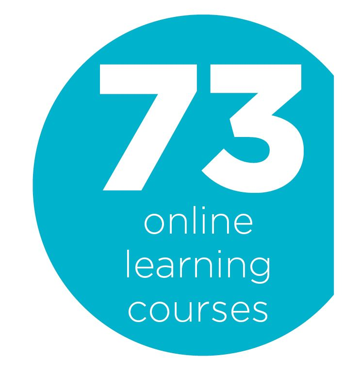 73 Online Learning Courses