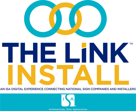 The Link Install New Logo