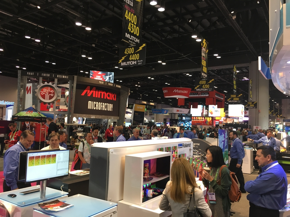ISA Sign Expo 2018 Attendance Tops 20,000