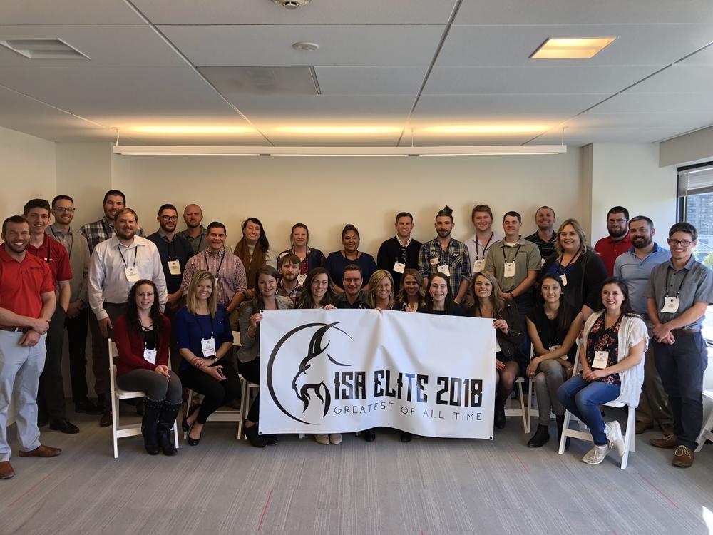 ISA Elite 2018 - GOAT